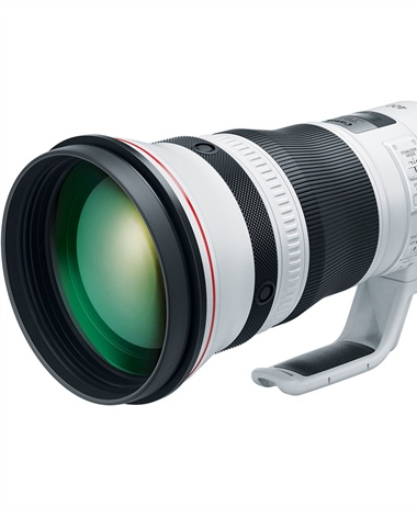 Canon 400mm, 600mm III SuperTelephotos are available to pre-order now