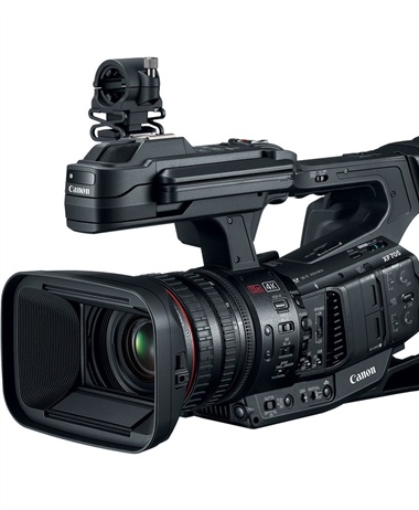 Preorder the XF705 Camcorder