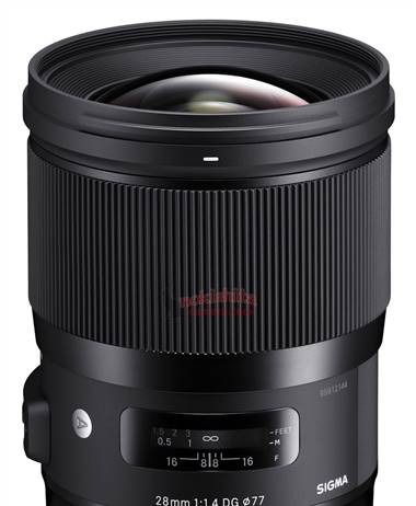 Sigma to announce 4 new EF lenses