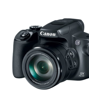 Canon officially announces the SX70 HS