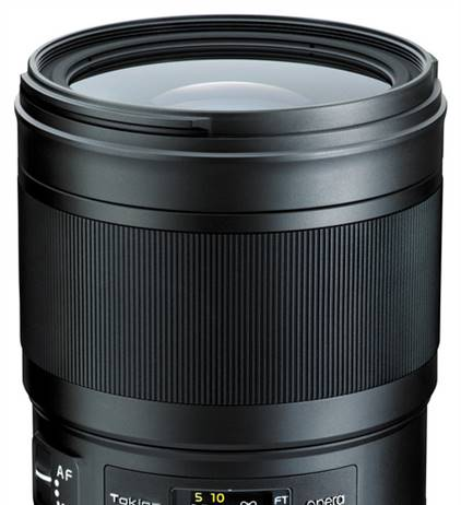 Tokina announces the Opera 50mm 1.4 for Canon EF