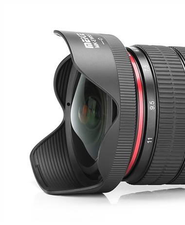 Meike announces a 6-11 f/3.5 fisheye for Canon EF mount