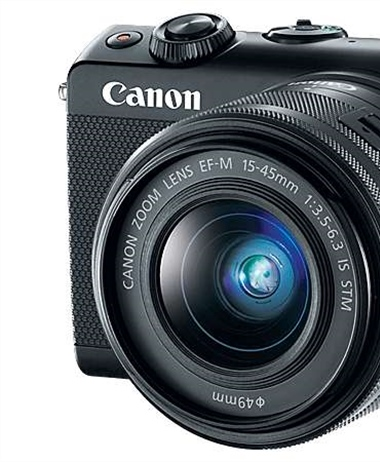 DPReview reviews the Canon M100