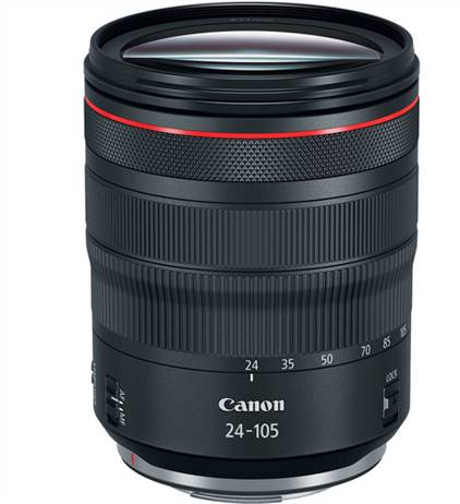 Canon RF 24-105 F4 IS USM Review