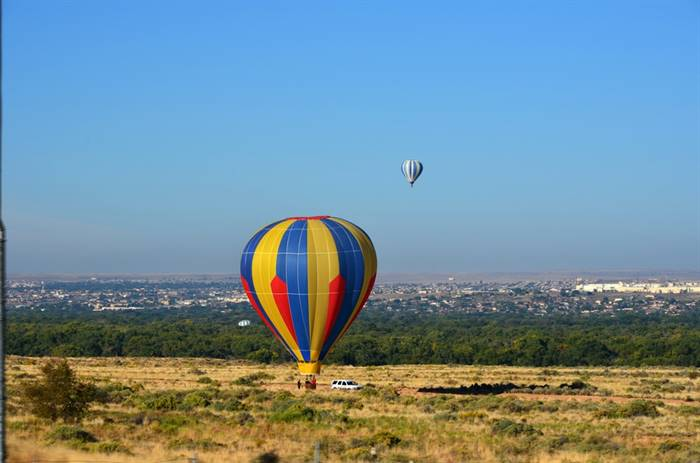 Up, Up And Away: Canon U.S.A. Returns As Presenting Sponsor For The 47th Annual Albuquerque International Balloon Fiesta