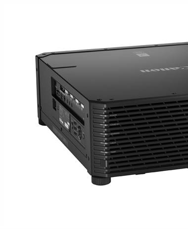 Canon Expands Line Of Compact Native 4K Resolution Laser LCOS Projectors