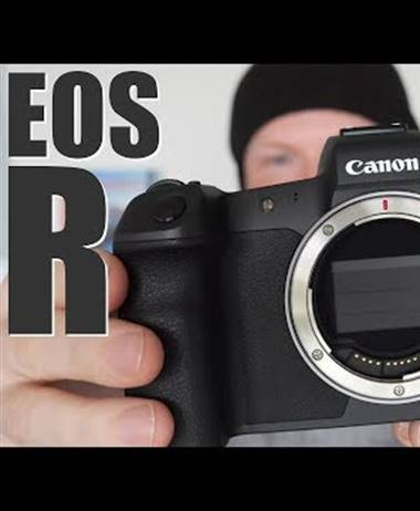 Canon EOS R Video Review