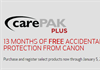 Canon CarePAK PLUS is back