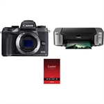 Canon M5 and Pixma PRO-100 bundle on sale for $589