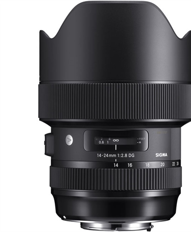 Deal of the Day: Sigma 14-24mm 2.8
