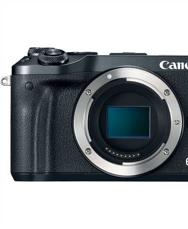 Deal: Canon M5 and M6 refurbished cameras