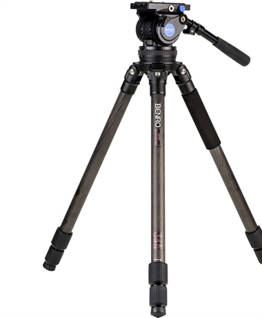 Deal of the Day: Benro Carbon Fibre tripods - up to $700 off