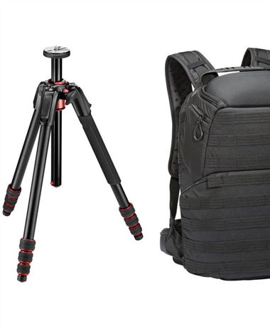 Deal of the Day: Manfrotto 190go Aluminum Tripod