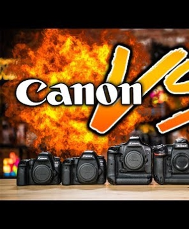 Jarad Polin - Canon versus Nikon - what should I buy?