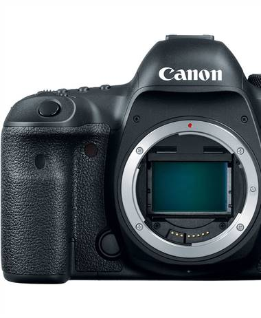 Ebay Deal: Canon 5D Mark IV - $1950