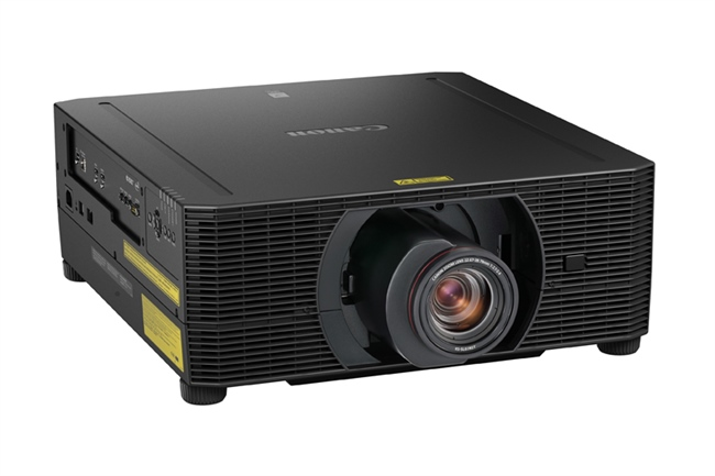 Introducing The World's Smallest And Lightest Native 4K Laser LCOS Projectors In Their Class, The Canon REALiS 4K6020Z And 4K5020Z
