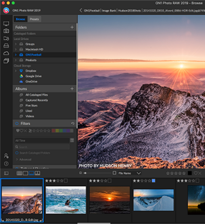 ON1 arrives with new UI, Lightroom migration and more