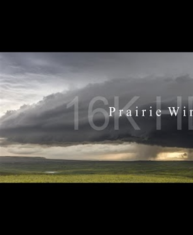 Cool video: Prairie Wind shot in 16K video