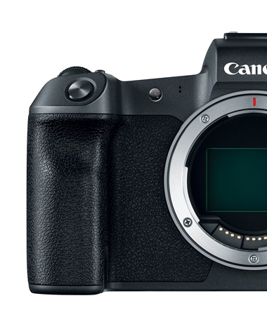 Canon EOS R - Ranked #1 by Map Camera for October
