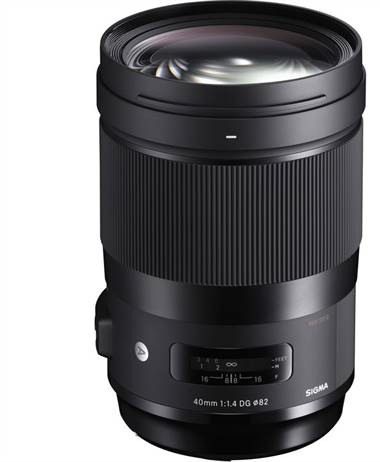 Sigma 40mm F1.4 DG Art and 70-200 F2.8 DG OS HSM Sports release dates