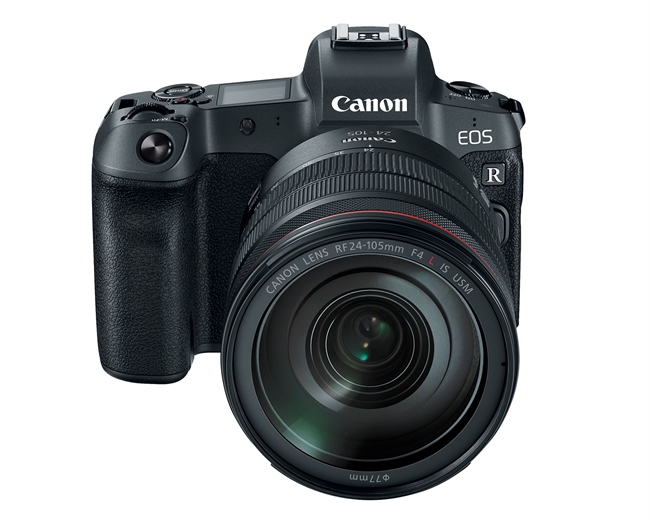 DPReview completes their Canon EOS R review