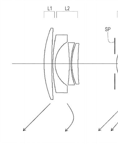 Canon Patent Application: Canon RF 24-85mm, 24-70mm