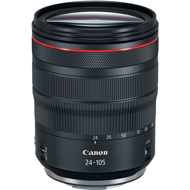 Optical Limits review of the Canon RF 24-105
