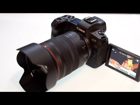 DPReview first impressions of the EOS R | Canon News